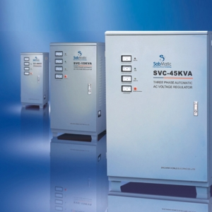 SVC – Servo Voltage Controller (3 Phase)
